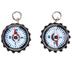 Tiny Compass Pendants