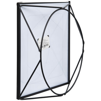 Black Wire Metal Frame
