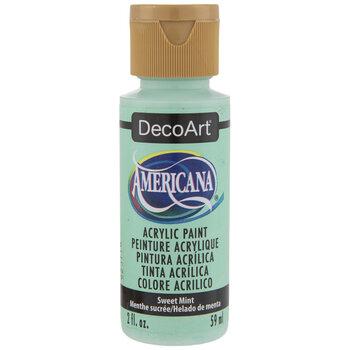 Sweet Mint Americana Acrylic Paint