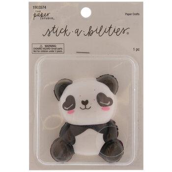 Panda Squishy Sticker