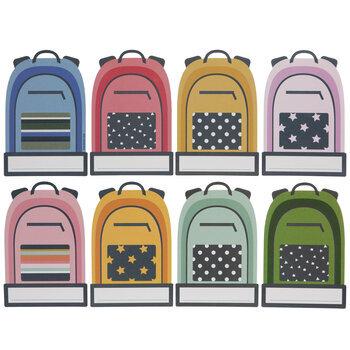 Backpack Cutouts