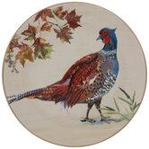 Pheasant Plate