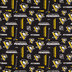 NHL Pittsburgh Penguins Allover Cotton Fabric
