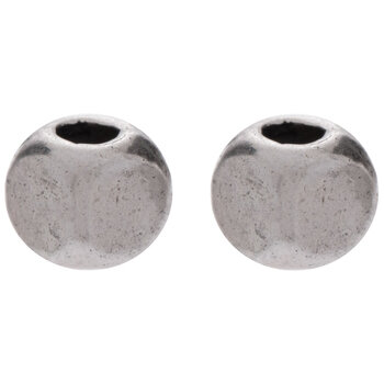 Rounded Edge Cube Beads - 3mm