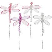 Rhinestone Dragonflies