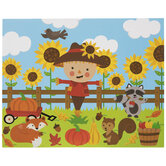 Scarecrow Sticker Craft Kit