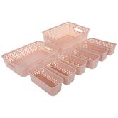 Blush Storage Container Set