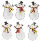 Snowmen 3D Stickers