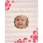Sweet Baby Girl Memory Book