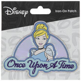 Once Upon A Time Iron-On Applique