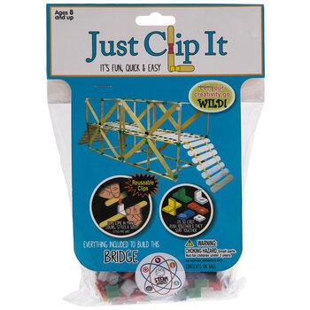 Just Clip It Bridge Craft Kit