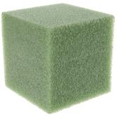 Green FloraFoM Floral Foam Cube