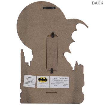 Batman Crusader Wood Wall Decor