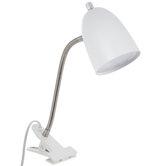 LED Clip Task Lamp