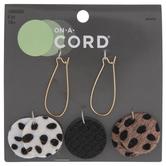 Animal Print Earring Kit