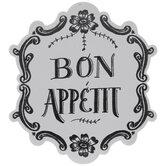 Bon Appetit Wood Wall Decor