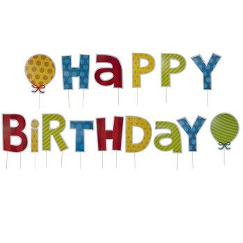 Happy Birthday Yard Signs