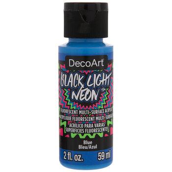 Black Light Neon DecoArt Acrylic Paint