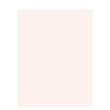 "Pastel Pink Vellum Paper - 8 1/2"" x 11"""