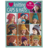 I Love Knitting Caps & Hats