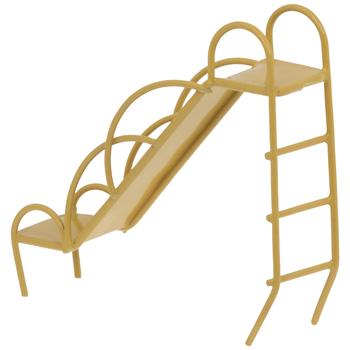 Yellow Metal Slide