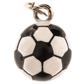 Soccer Ball Charm
