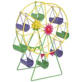 Pastel Metal Ferris Wheel