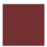 "Wine Smooth Cardstock Paper - 12"" x 12"""