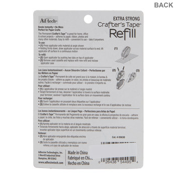 Extra Strong Crafter's Tape Refill