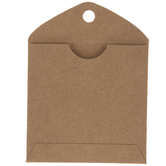 Kraft Necklace Envelopes