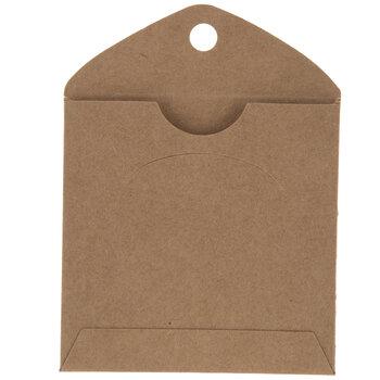 Kraft Necklace Envelopes