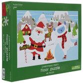 North Pole Floor Puzzle