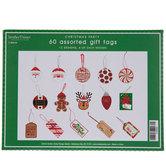Assorted Christmas Gift Tags