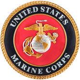 Marine Corps Emblem Wall Decor