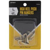 High Heel Push Pin Hangers