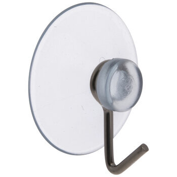 Suction Cups With Metal Hooks