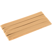 Tan Extra Wide Double Fold Bias Tape