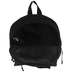 Black Canvas Mini Backpack