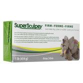 Gray Super Sculpey Firm Clay