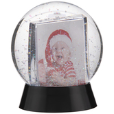 Picture Frame Snow Globe