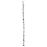 Top Drilled Heart Bead Strand - 8.5mm x 8.5mm