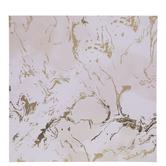 "Cream & Gold Marble Scrapbook Paper - 12"" x 12"""