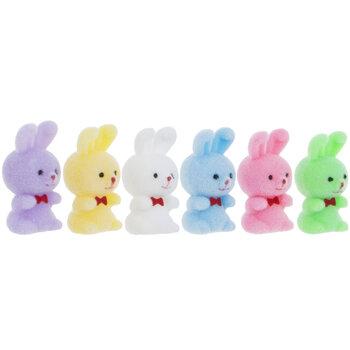 Miniature Pastel Bunnies