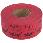 Red Ticket Roll