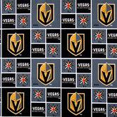 NHL Las Vegas Golden Knights Fabric