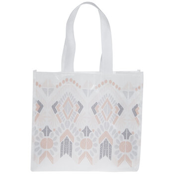 Tribal Print Tote Bag