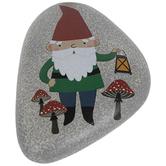 Gnome Garden Stone