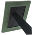 Light Green Distressed Wood Frame - 5