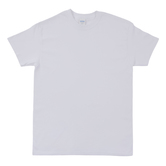 White Adult T-Shirt - Small