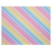 "Rainbow Stripes Poster Board - 22"" x 28"""